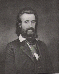 Andrew Jackson Davis, c. 1860 - 2