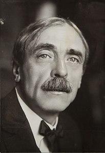 Paul Valéry, photo by Henri Manuel